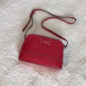 Kate Spade red purse
